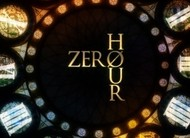 Zero Hour: cartaz da nova série de Anthony Edwards, o Dr. Greene de E.R.