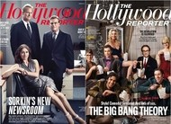 Capas de revista destacam The Newsroom e The Big Bang Theory