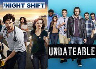 Calendário do midseason 2015 na NBC: retornos de Night Shift, Undateable e mais!