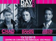 Convenção vai trazer ao Brasil Chad Michael Murray, Holland Roden e Justin Hartley