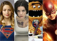 TV por assinatura: Supergirl, Muppets, Blindspot, mais novas séries e temporadas!