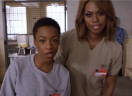 Orange is the New Black: Inês Brasil no vídeo promocional da 4ª temporada