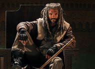 The Walking Dead: Ezekiel e Shiva destacam imagem da 7ª temporada