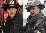 Audiência de quinta: Station 19 e Chicago Fire se enfrentam na TV americana