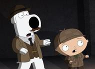 Family Guy: Stewie e Brian são detetives da era vitoriana no trailer do episódio 16x13