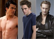 Morde mais: os 20 vampiros mais sexy da TV e do cinema