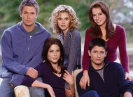 Parte do elenco de One Tree Hill vai se reunir para filme de natal!