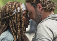 The Walking Dead: veremos mais do relacionamento de Rick e Michonne na 9ª temporada