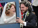 Fotos do casamento de Kit Harington e Rose Leslie, Jon Snow e Ygritte de Game of Thrones