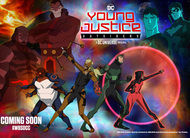 Young Justice: Outsiders ganha trailer e pôster na San Diego Comic-Con