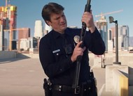 The Rookie: trailer estendido da nova série com Nathan Fillion
