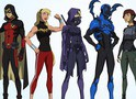 Trailer oficial de Young Justice: Outsiders, do DC Universe